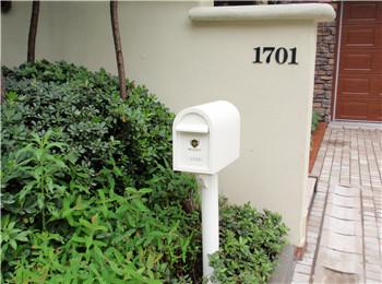 别墅个体信报箱